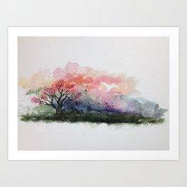 Promised Hope Art Print