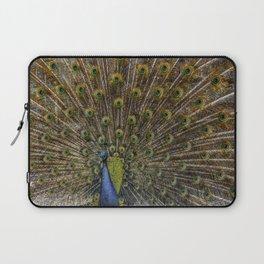 Peacock Plumage Laptop Sleeve