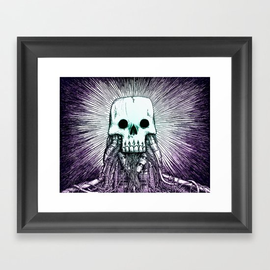 Immortality Framed Art Print