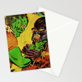 Teenage Troubles Stationery Cards