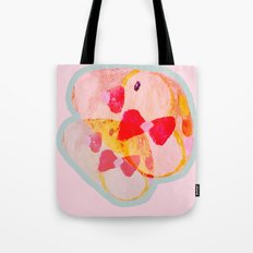 Twin Ducks Tote Bag