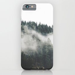 Mystic Forest iPhone Case
