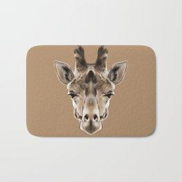 Giraffe Sym Bath Mat