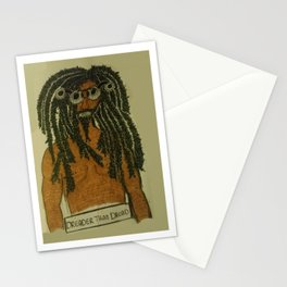 Dreader Than Dread Stationery Cards