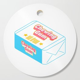 Chewing Gum Cutting Board