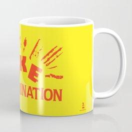 Nuke Discrimination Coffee Mug