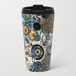 Growth in 3 Directions Travel Mug