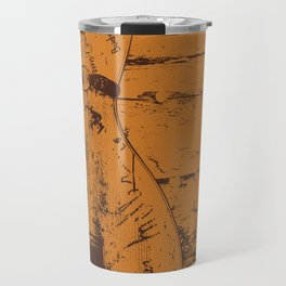 Trigger - Acoustic Guitar - Willie Nelson Travel Mug