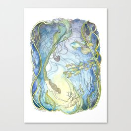 Lorelei Canvas Print