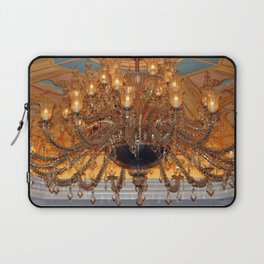 Chandelier Sparkle Laptop Sleeve