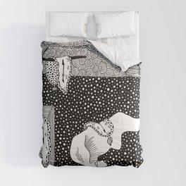 Salvador Dalí - Persistence of memory Comforters