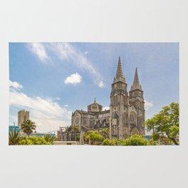 Metropolitan Cathedral Fortaleza Brazil Rug