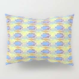 Violets in Sunlight Pillow Sham