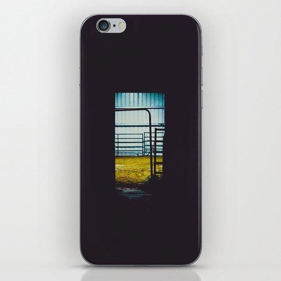 The Farmer's Sanctuary iPhone & iPod Skin