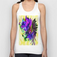 fancy Tank Tops featuring Fancy by Art-Motiva