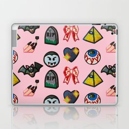 Feeling Goth  Laptop & iPad Skin