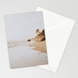 lets surf xxi Stationery Cards