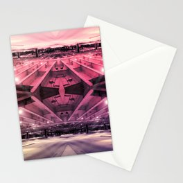 Wacker Never Ends Stationery Cards