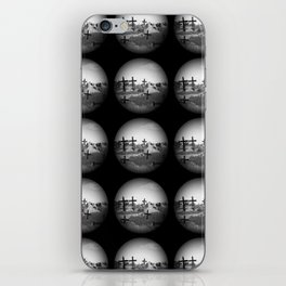 Cross Crystal Ball iPhone Skin
