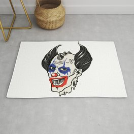 Joker Clown Rug