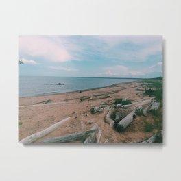 Sandy Bay Metal Print