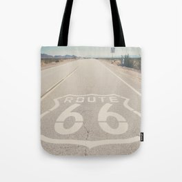 Route 66 ... Tote Bag