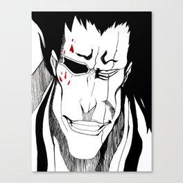 Zaraki Kenpachi Canvas Print