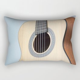 Classical Guitar Rectangular Pillow