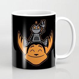 Ratchet & Clank Coffee Mug