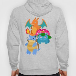 Pocket Collection 2 Hoody