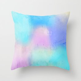 The Mindful Journey of a Shaman Throw Pillow