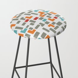Bricks - light Bar Stool