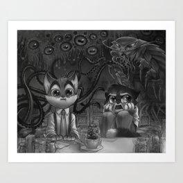 Lovecrafty Art Print