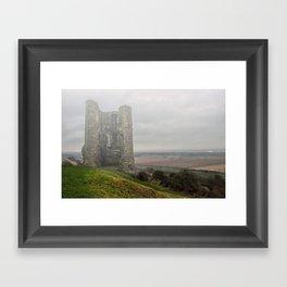 Hadleigh Castle Framed Art Print