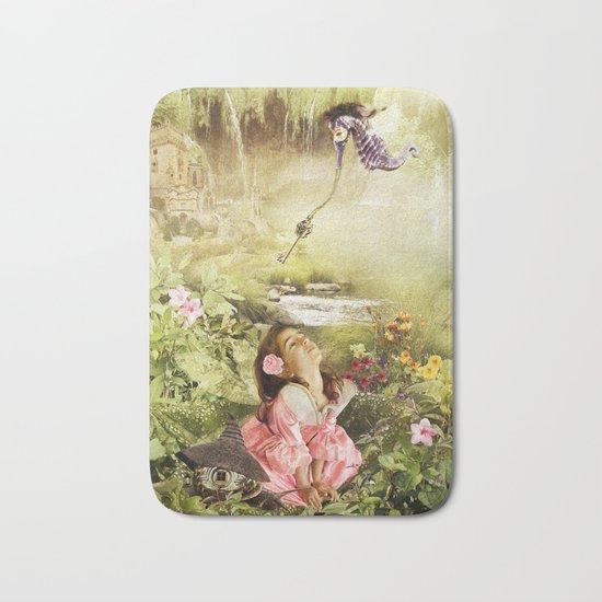 Fairy Mirabell And The Golden Key Bath Mat