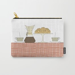 have a fika with me Carry-All Pouch