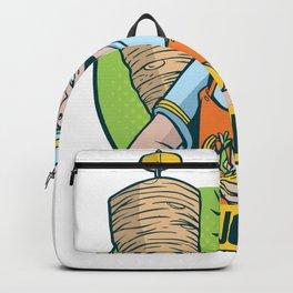 Taco Maker Backpack