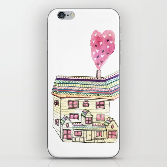 Dream Home iPhone Skin