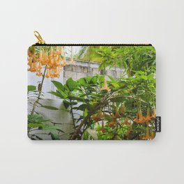 Dreamy Mexican Trumpets Carry-All Pouch