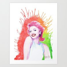 Gwentastic! Art Print