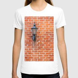 Brick Wall Light T-shirt