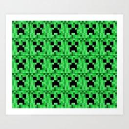 Creepers Art Print