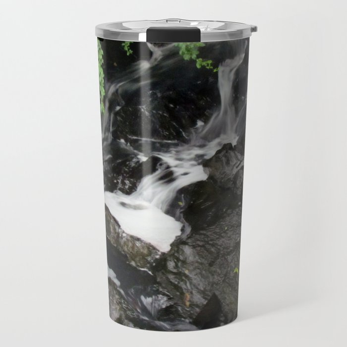 River Rocks Travel Mug