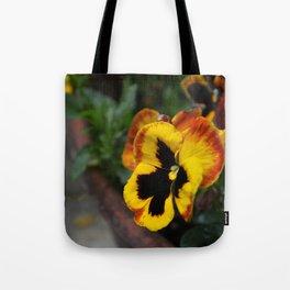Hope's Flowers Tote Bag