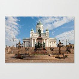Helsinki 7 Canvas Print