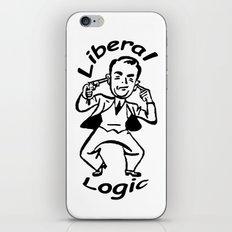 Liberal Logic iPhone & iPod Skin