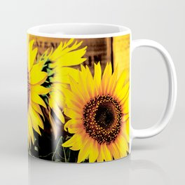 Bunch of Sunflower Coffee Mug