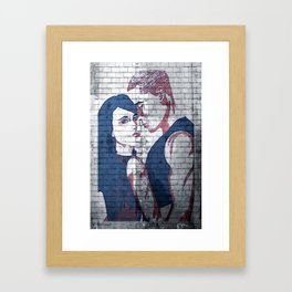 Tyreese and Cecilia 3 Framed Art Print
