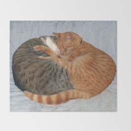Ball of Cuteness Throw Blanket