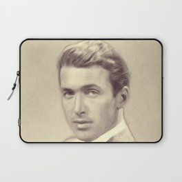 James Stewart, Actor Laptop Sleeve